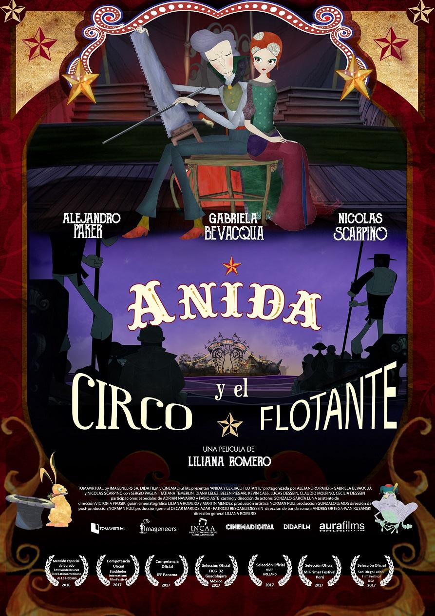 ANIDA Y EL CIRCO