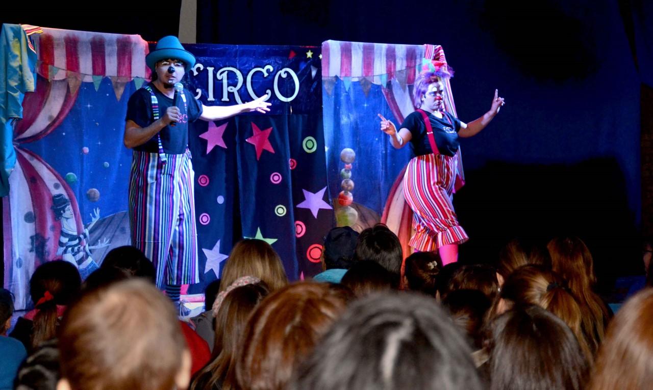 Clásicos del Circo. Elenco Porotita y Tatán- Pascual Lauriente (9)