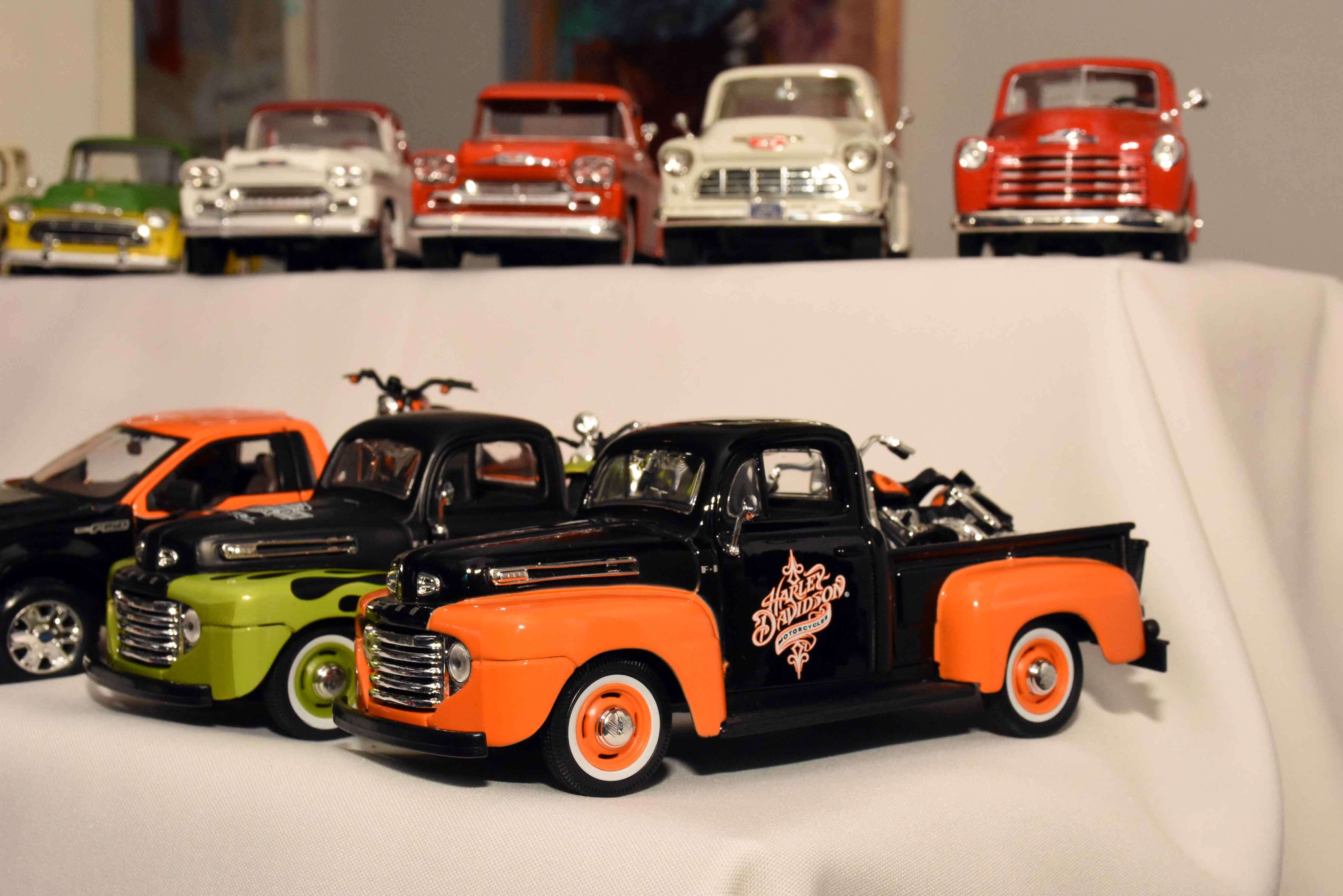 Exposición de autos a escala en La Barraca (22)