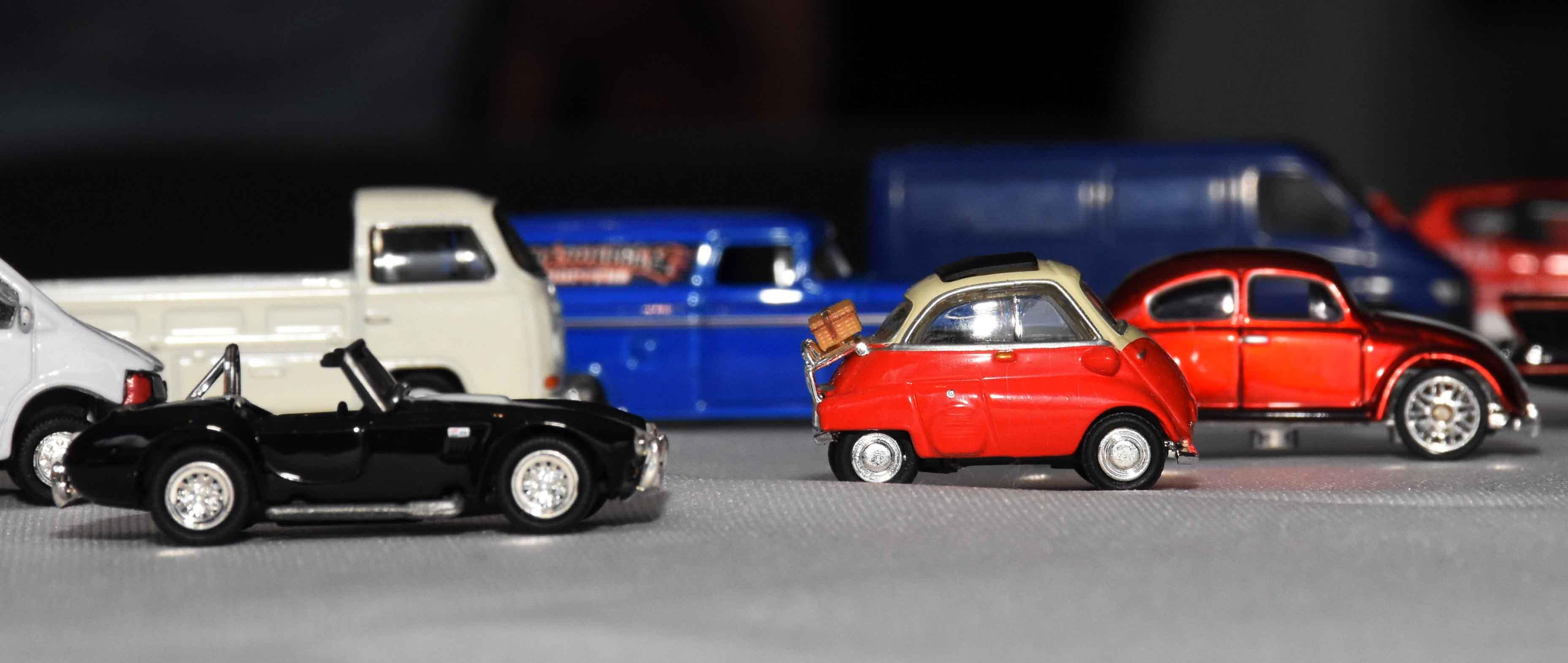 Exposición de autos a escala en La Barraca (28)