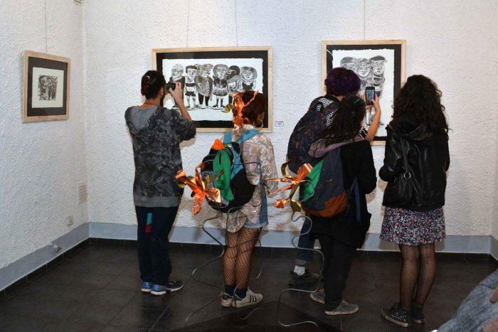 Bellas Artes Hoy - Salas de arte Libertad (2)