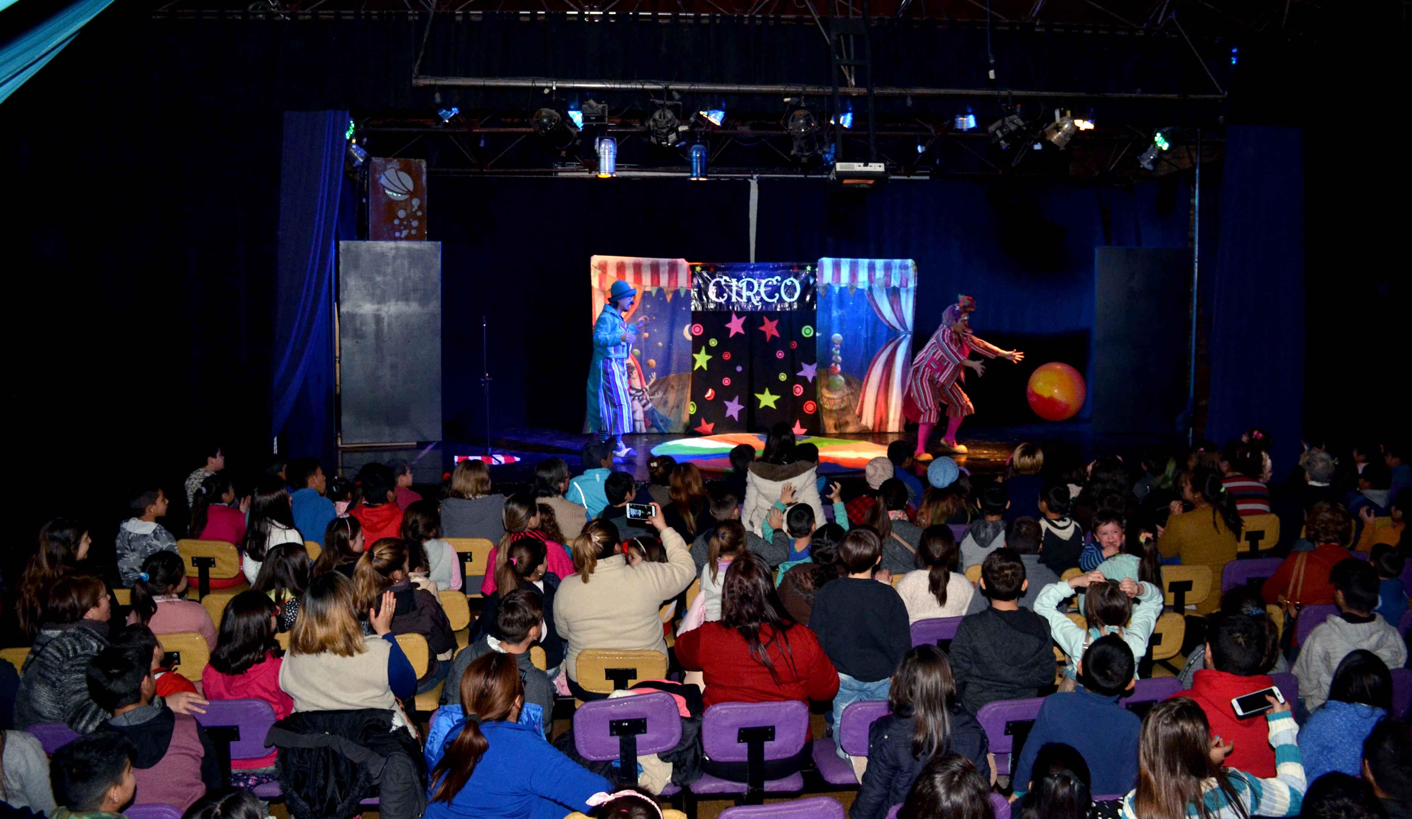 Clásicos del Circo. Elenco Porotita y Tatán- Pascual Lauriente (2)