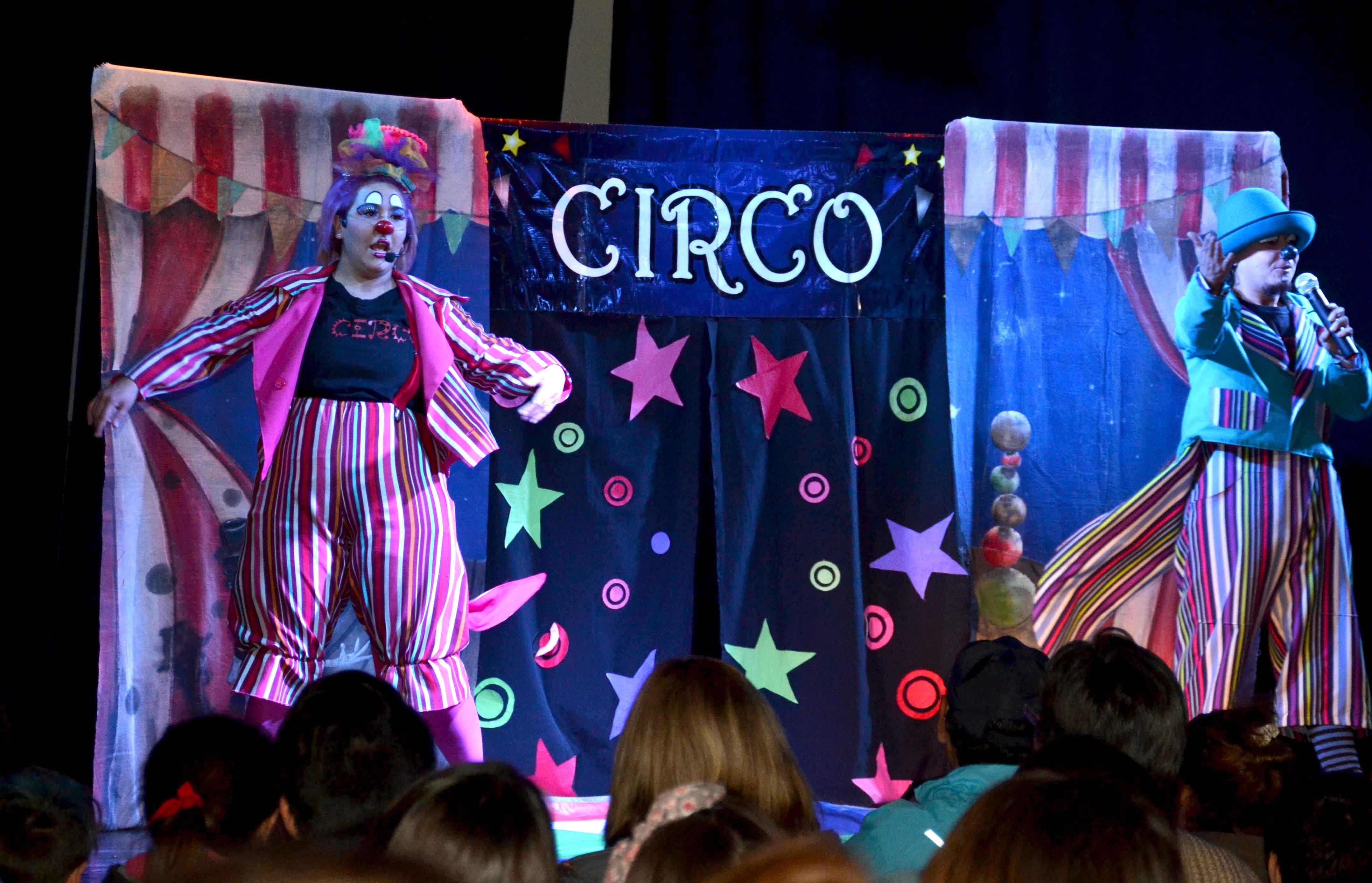 Clásicos del Circo. Elenco Porotita y Tatán- Pascual Lauriente (7)