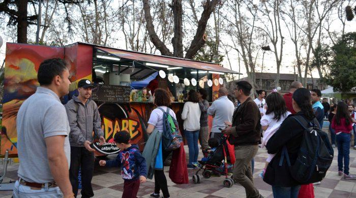 Día mundial de la Arepa. plaza San José (2)