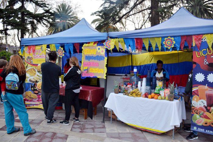 Día mundial de la Arepa. plaza San José (3)