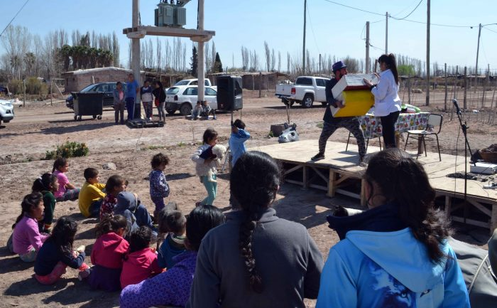 Inauguración de sala de lectura- Barrio Las Chacras (22)