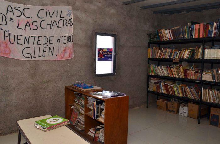 Inauguración de sala de lectura- Barrio Las Chacras (24)