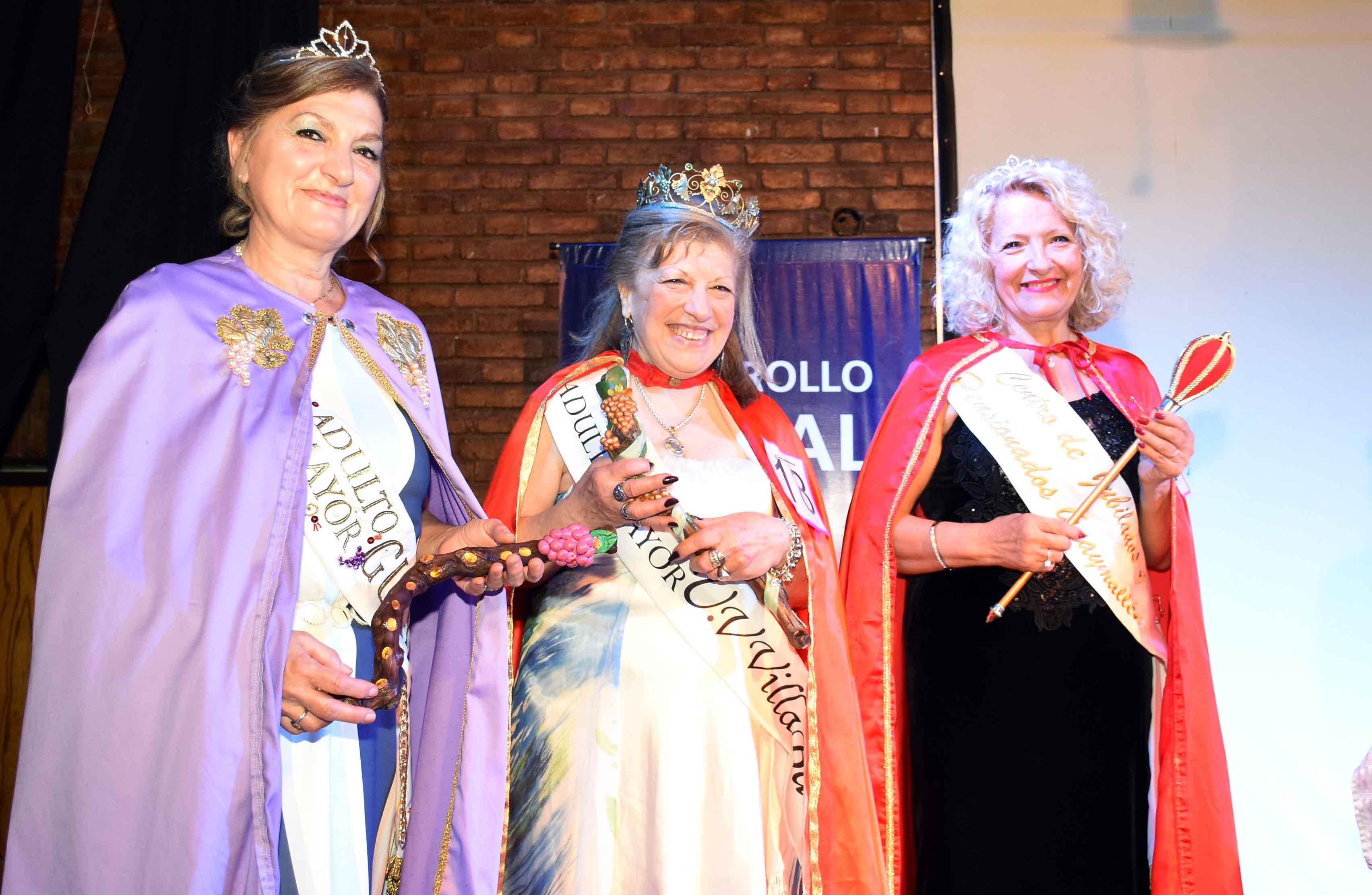 Elección Reina de Adultos Mayores -Pascual Lauriente (19)