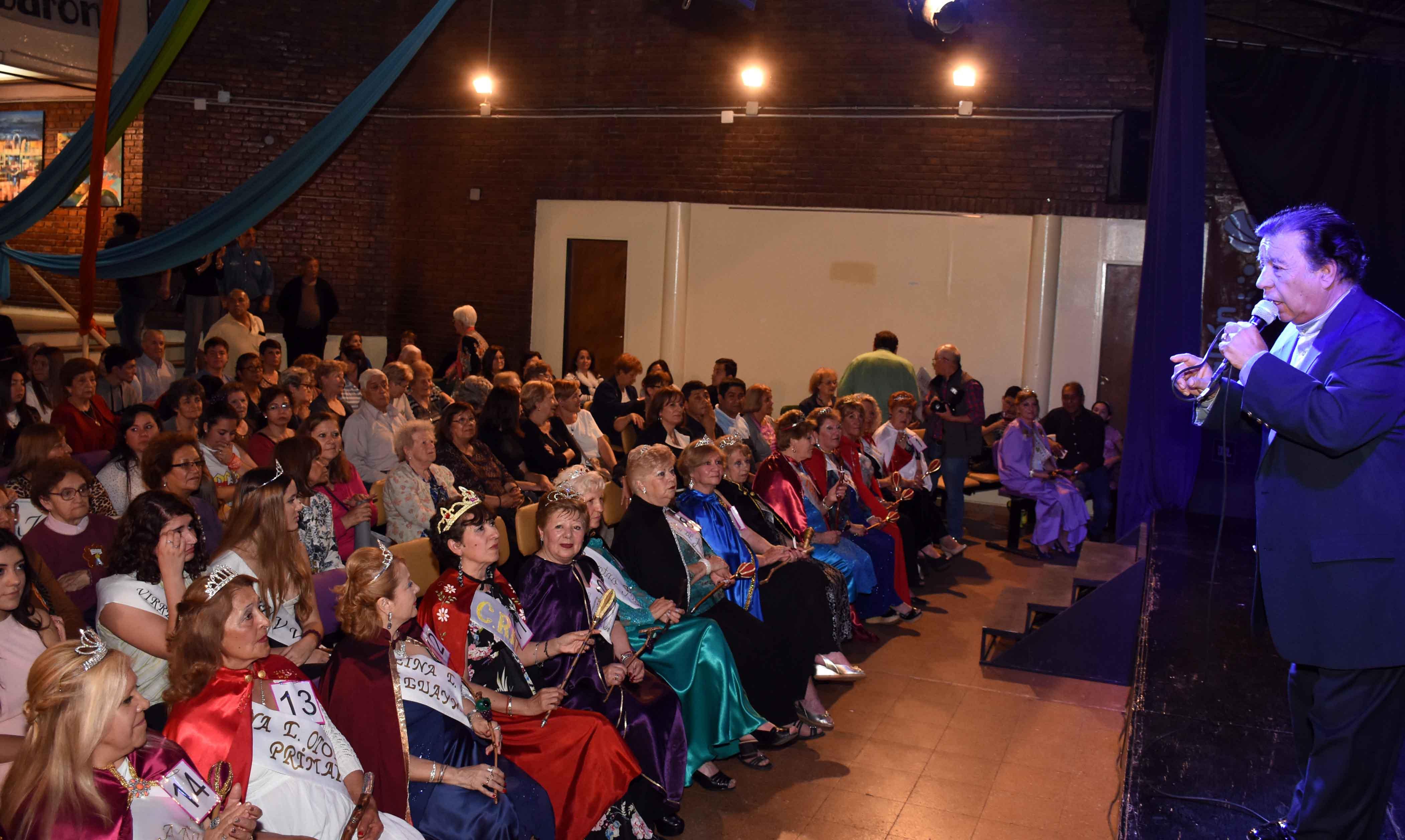 Elección Reina de Adultos Mayores -Pascual Lauriente (7)