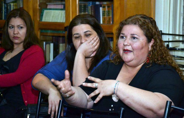 Presentaci_n del Libro DE LAS COSAN QUE PASAN - Biblioteca Almafuerte (8)