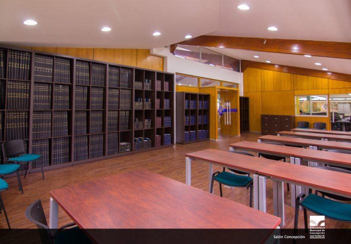 Bibliotecas Públicas en Chile (4)