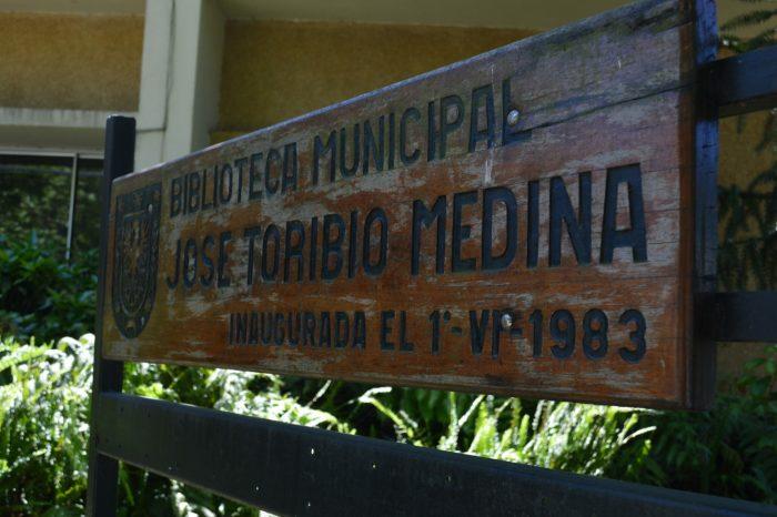 Bibliotecas públicas en Chile (1)
