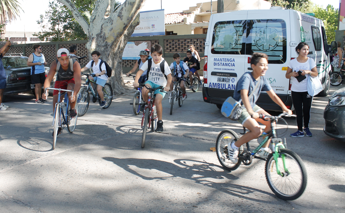 Bicicleteada solidaria (2)