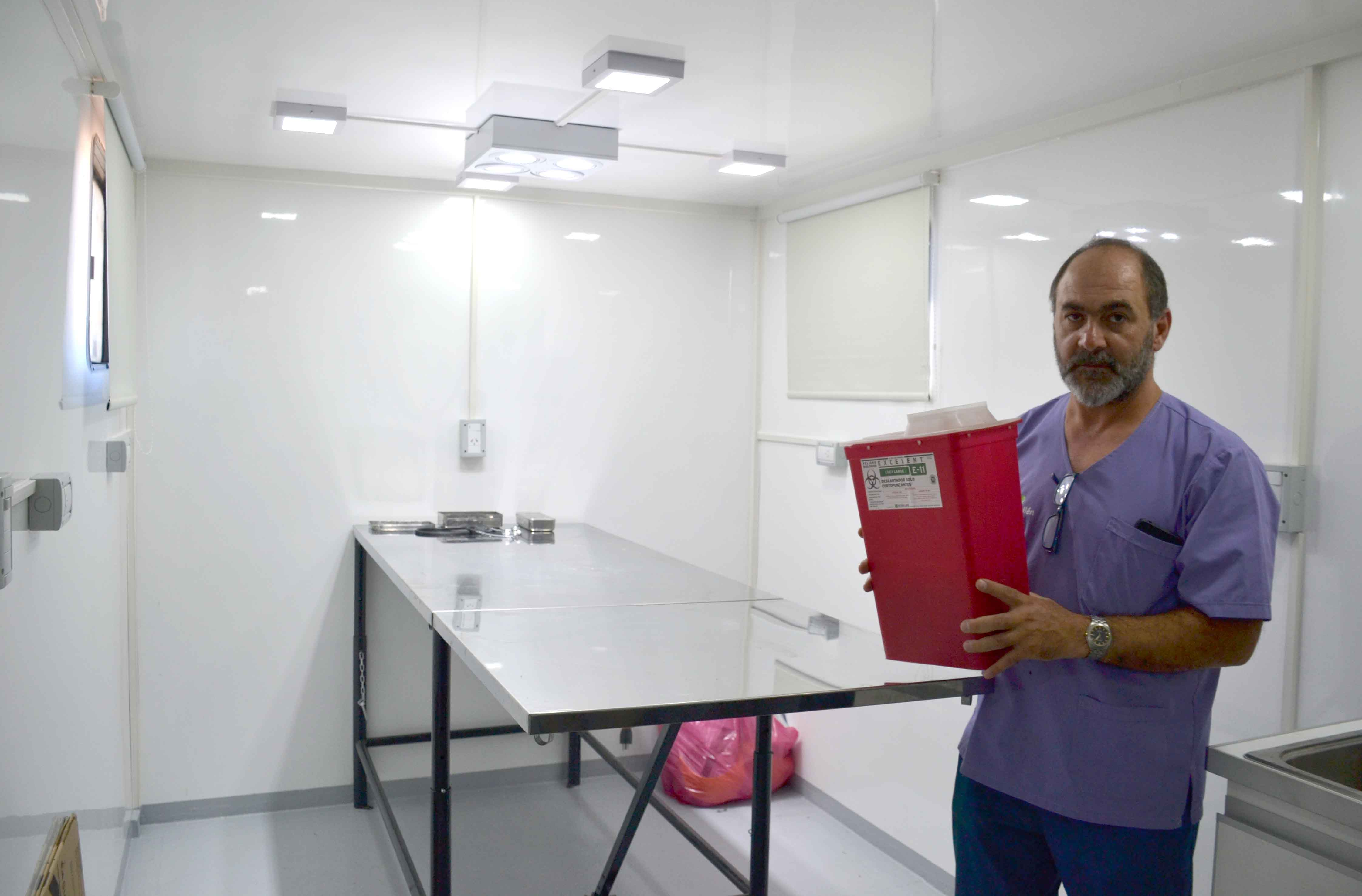 Móvil Veterinario 5