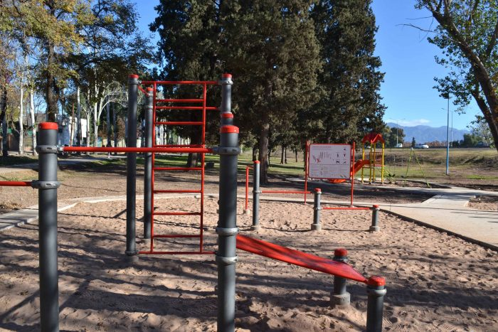 Gimnasios al aire libre en Guaymallén (10)