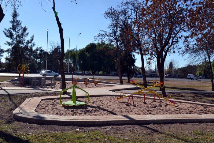 Gimnasios al aire libre en Guaymallén (5)
