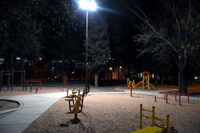 Gimnasios al aire libre en Guaymallén (9)