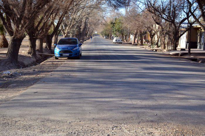 Asfalto en calle Lisandro de la Torre (3)