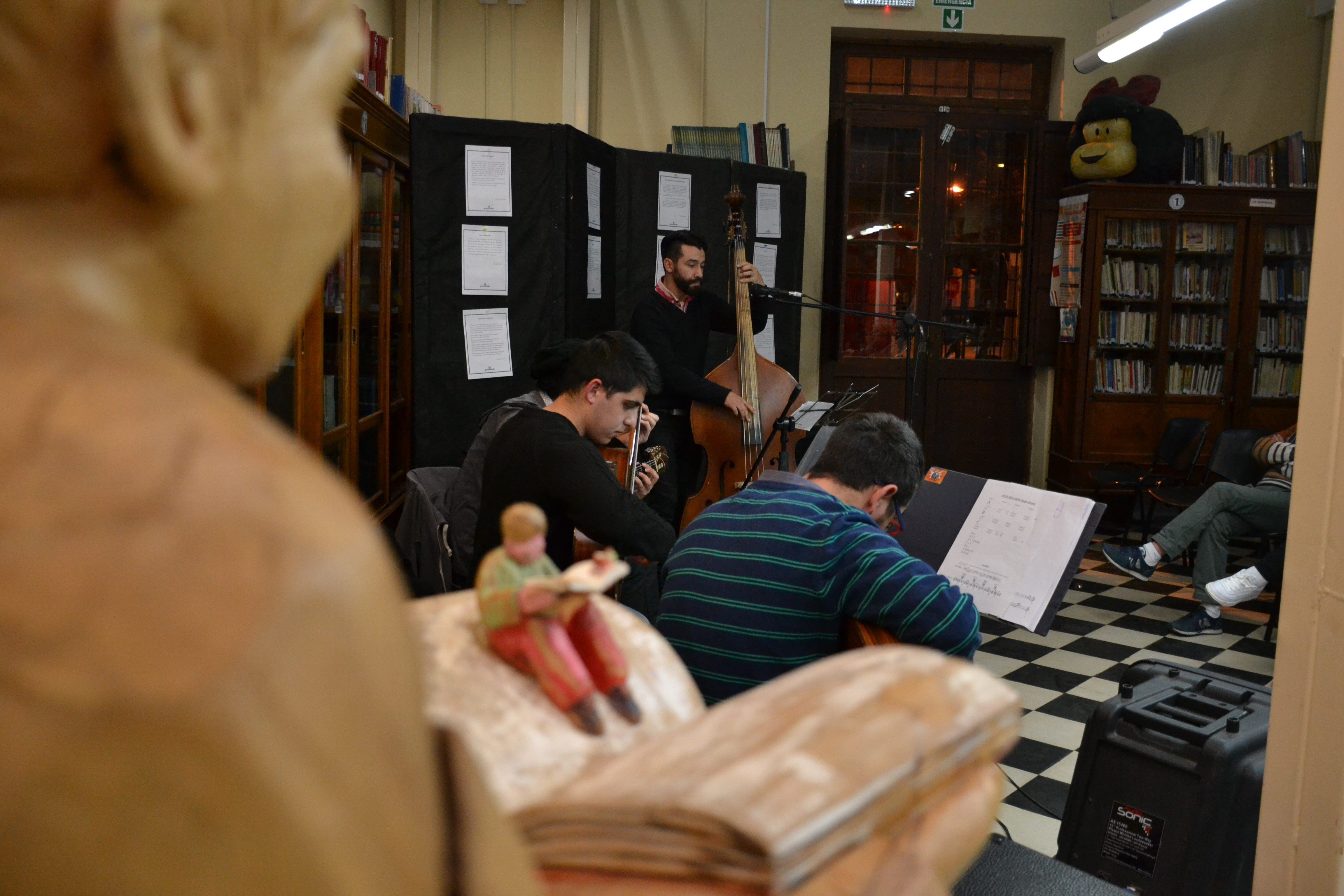 Encuentro de microrrelatos- Biblioteca Almafuerte (3)