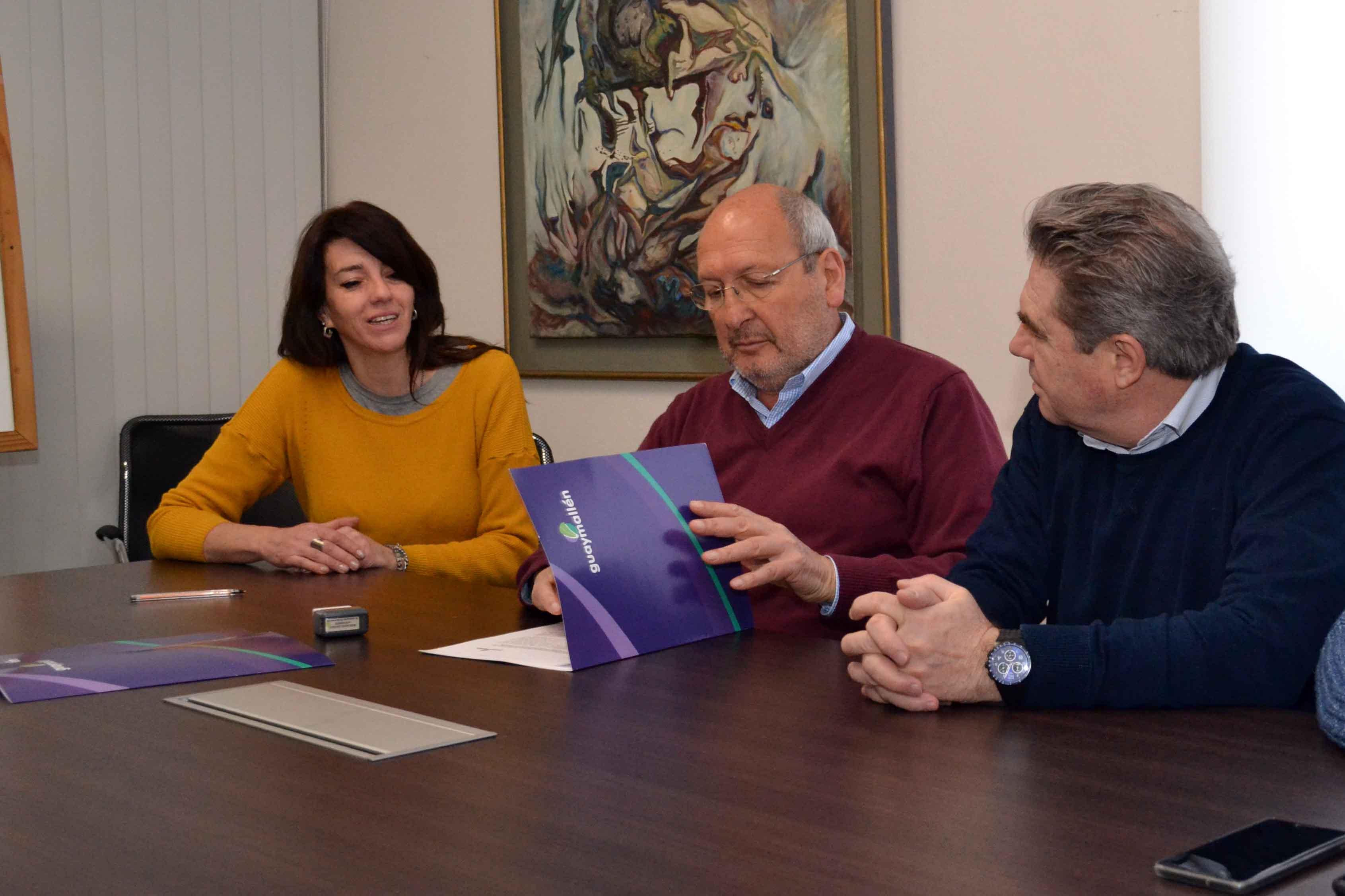 Firma de convenio Municipalidad de Guaymallén con Biblioteca del Congreso de la Nación (7)