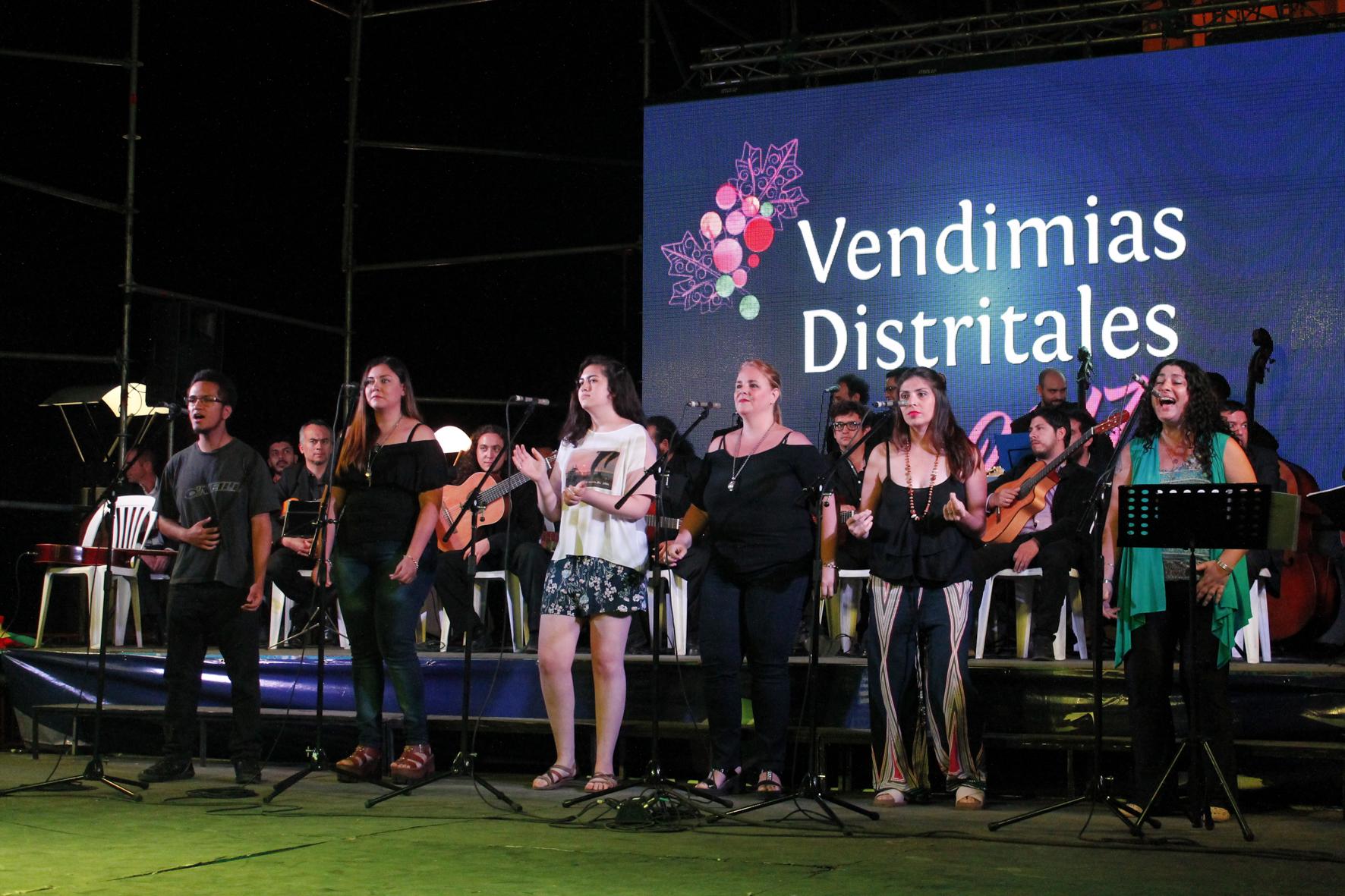 Vendimia distrital 3
