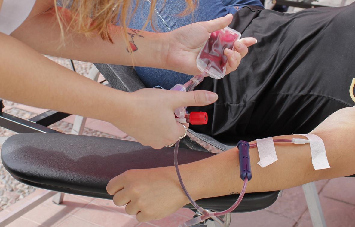 IX Colecta de sangre 19