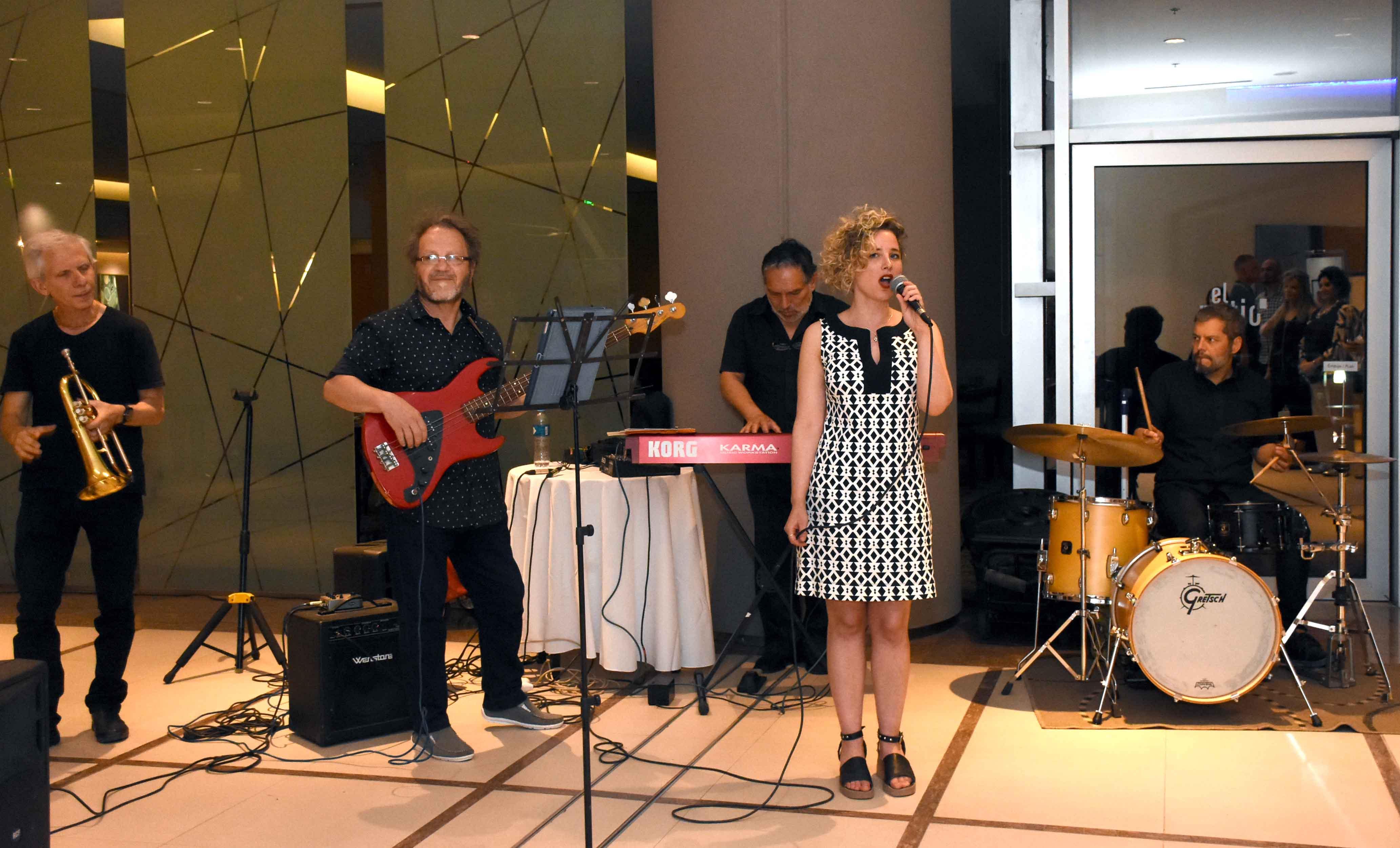Muestra & jueves de Jazz - Intercontinental (12)