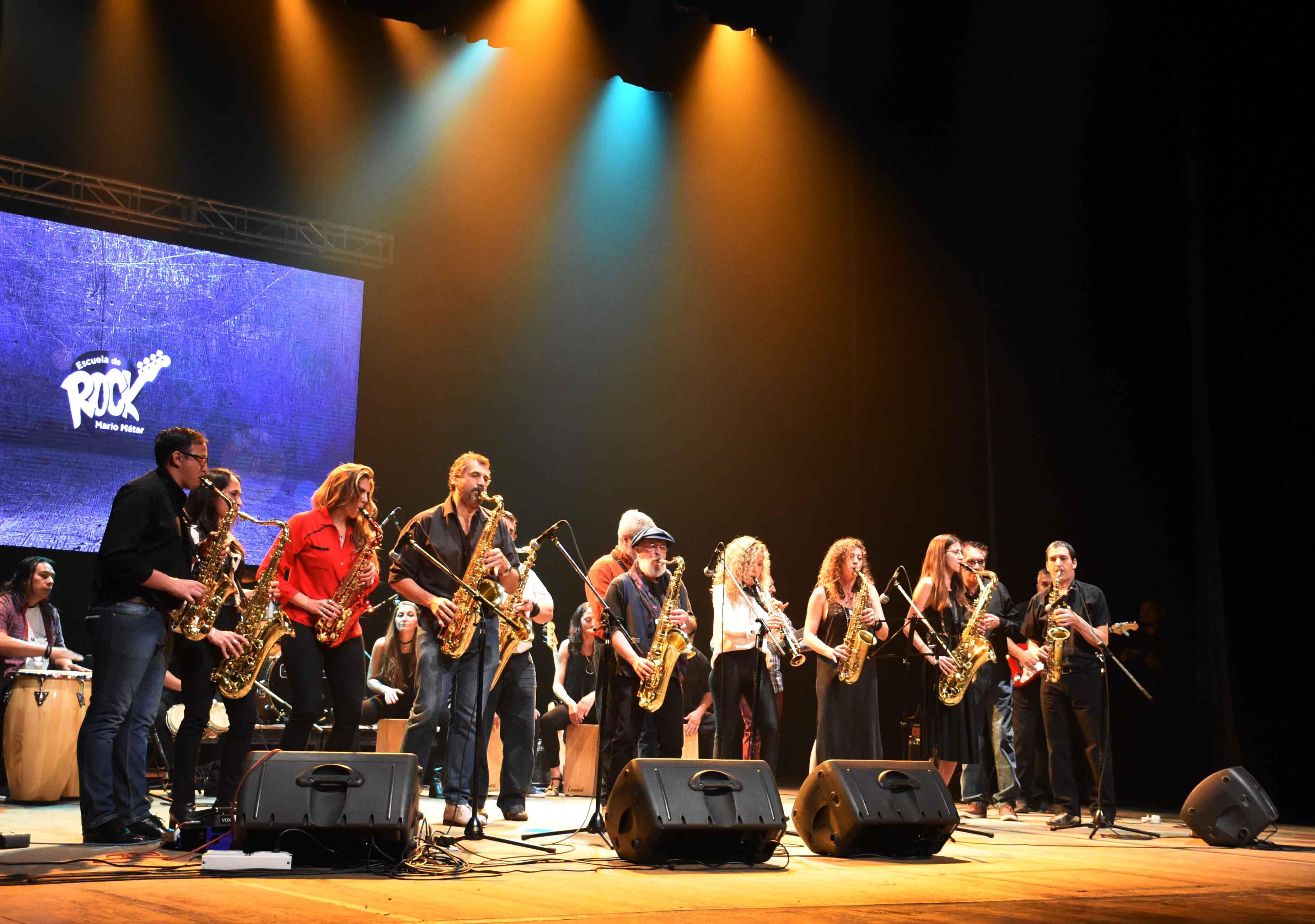 5 años Escuela de Rock - Teatro Independencia (2)