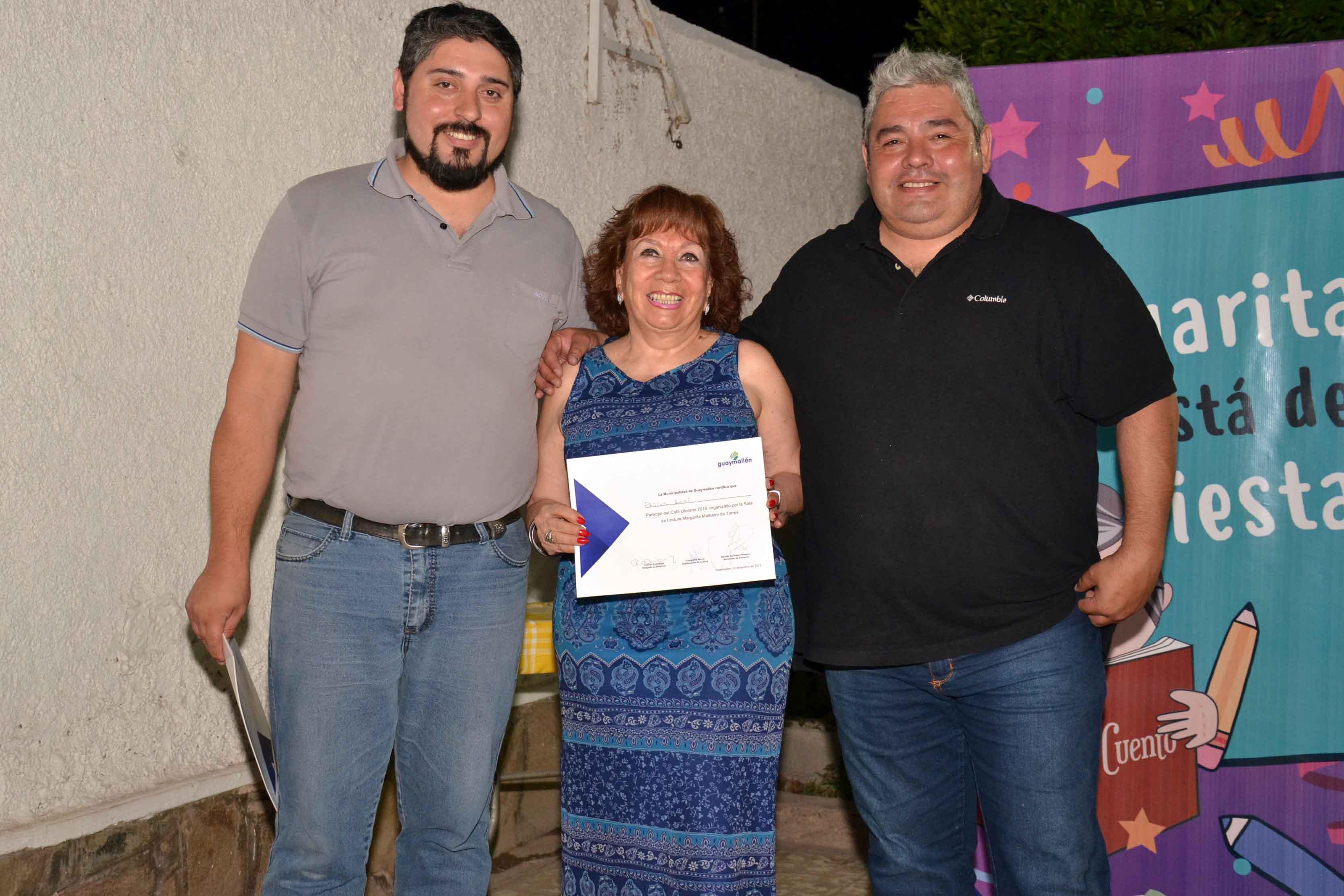 Cierre del programa café literario - Margarita Malharro de Torres (4)