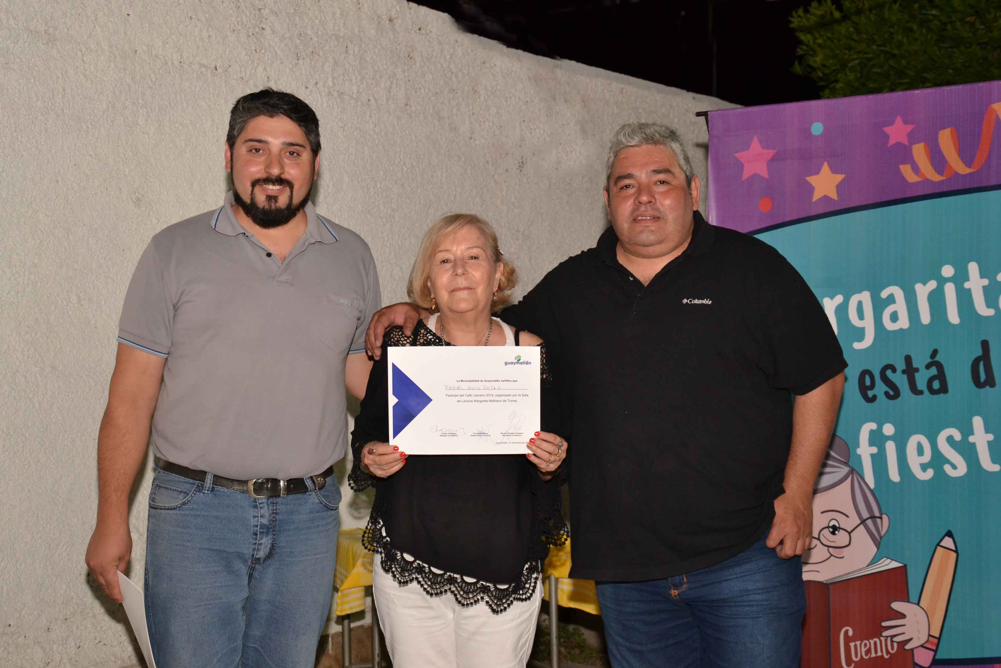 Cierre del programa café literario - Margarita Malharro de Torres (6)