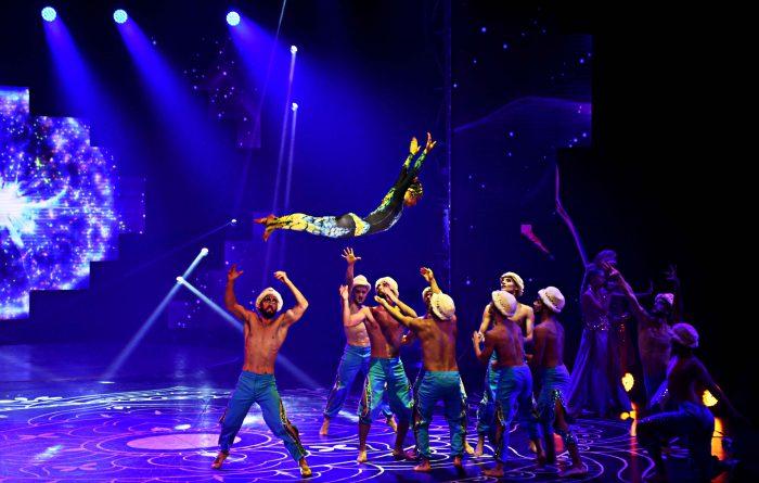 Reinas distritales en el Circo de Anima (12)