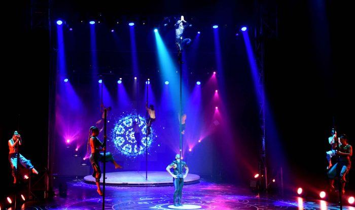 Reinas distritales en el Circo de Anima (15)
