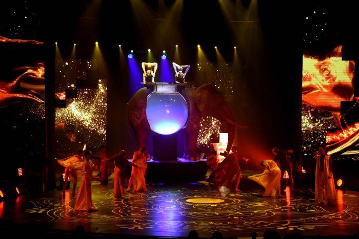 Reinas distritales en el Circo de Anima (20)