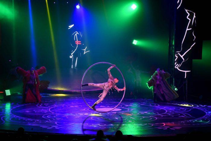 Reinas distritales en el Circo de Anima (28)