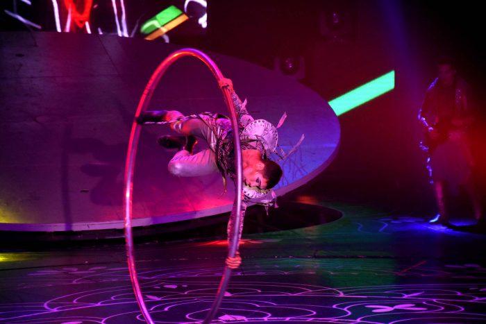 Reinas distritales en el Circo de Anima (29)