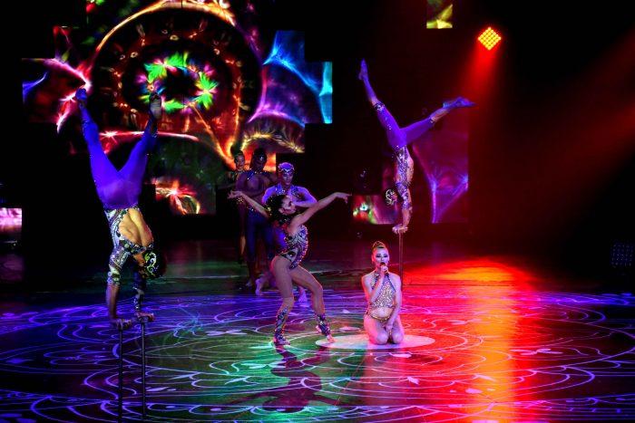 Reinas distritales en el Circo de Anima (33)