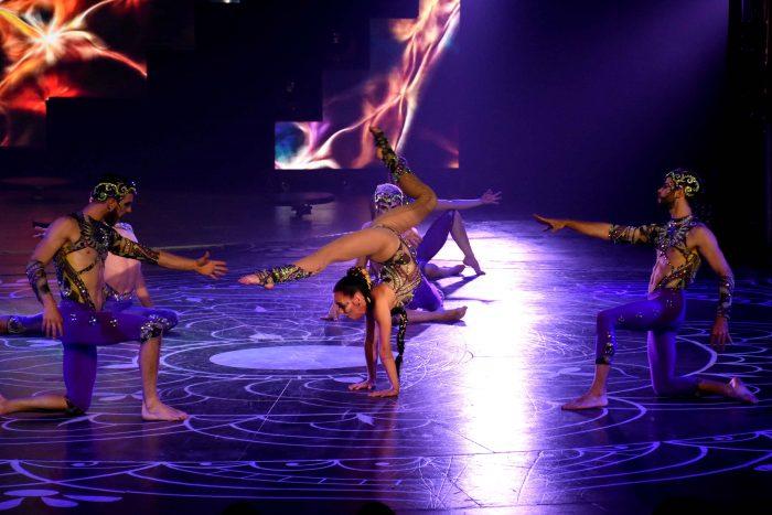 Reinas distritales en el Circo de Anima (37)