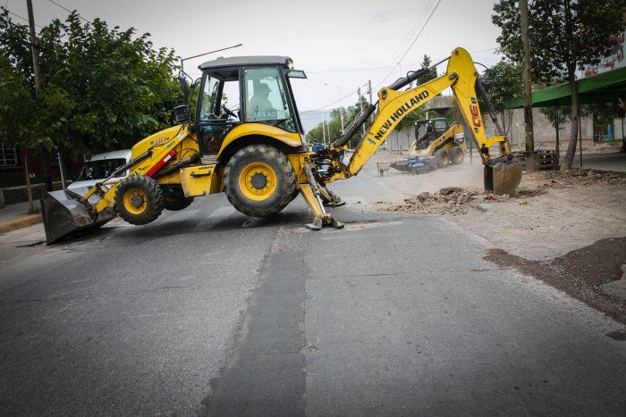 Remodelación calle Lamadrid (2)