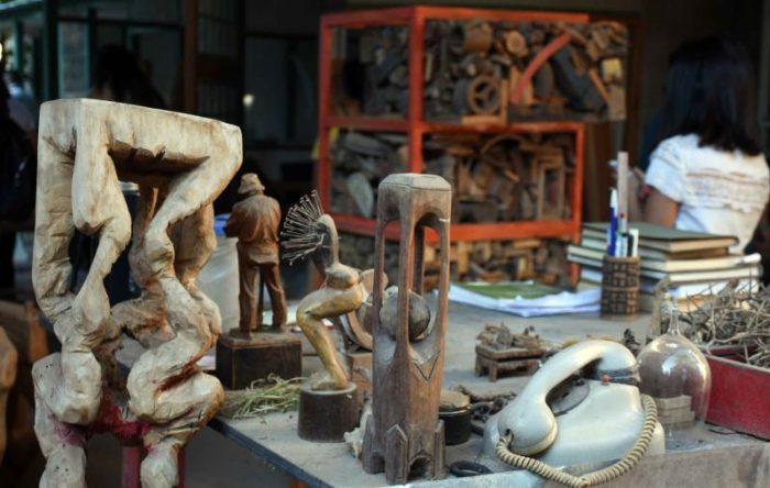 Atelier de Federico Arcidiacono (1)