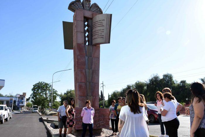 Monumento al Cancionero Cuyano