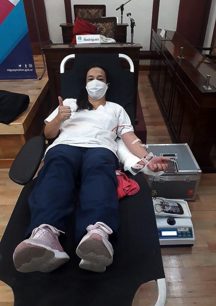 XIV Colecta Voluntaria de Sangre (1)