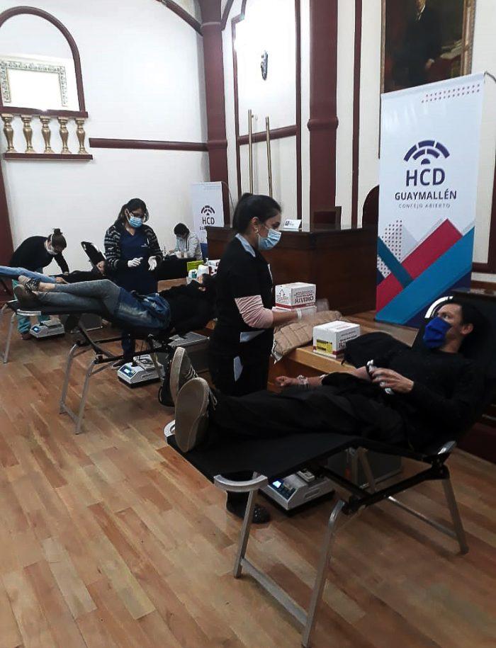 XIV Colecta Voluntaria de Sangre (2)