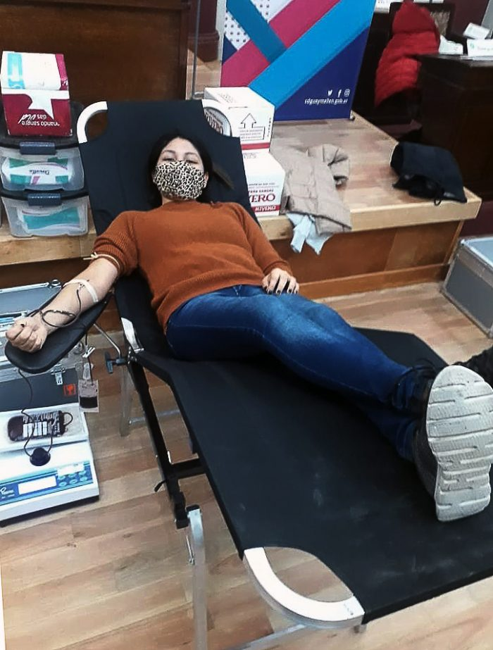 XIV Colecta Voluntaria de Sangre (6)