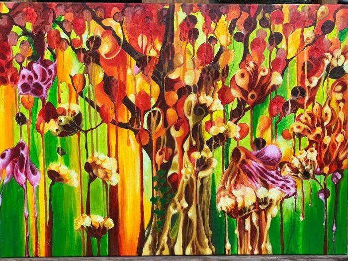 Árbol de la vida - Cecilia Plana