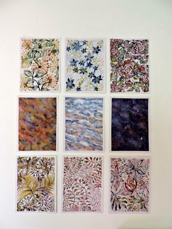 Composición de flores - Emilce Montenegro