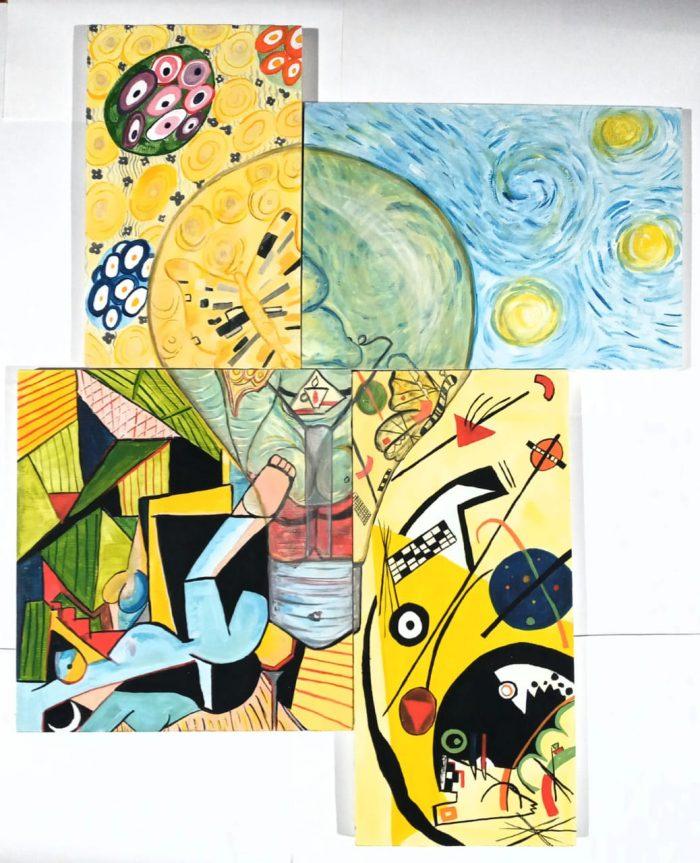 Enfocate en el arte - Ailén Veracruz