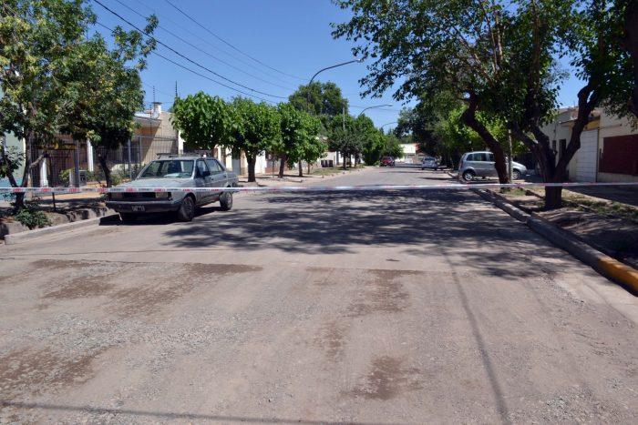 Calle Cadetes Argentinos