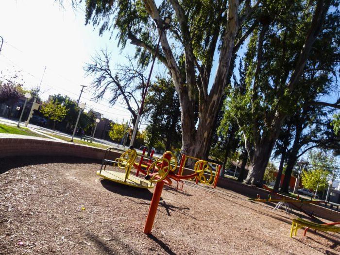 Punto seguro - Plaza 12 de Octubre (1)