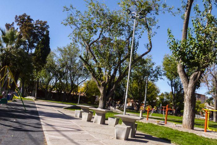 Punto seguro - Plaza Domingo Faustino Sarmiento (1)