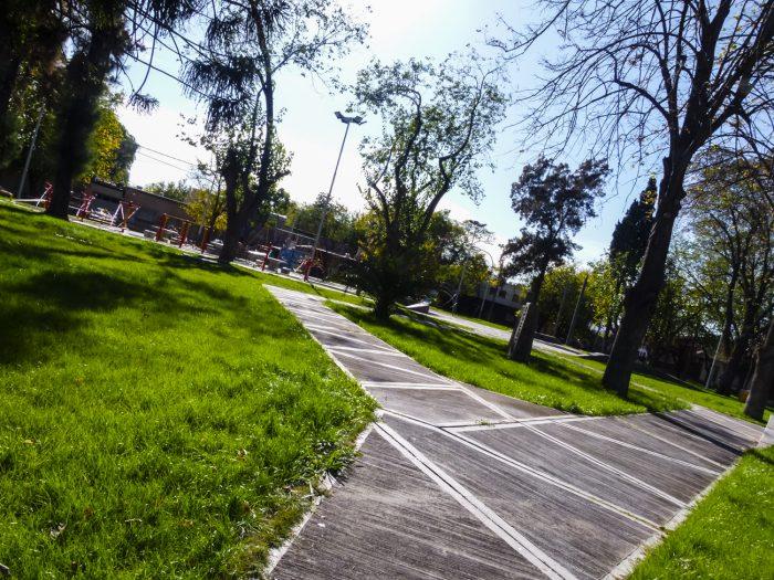 Punto seguro - Plaza Domingo Faustino Sarmiento (2)